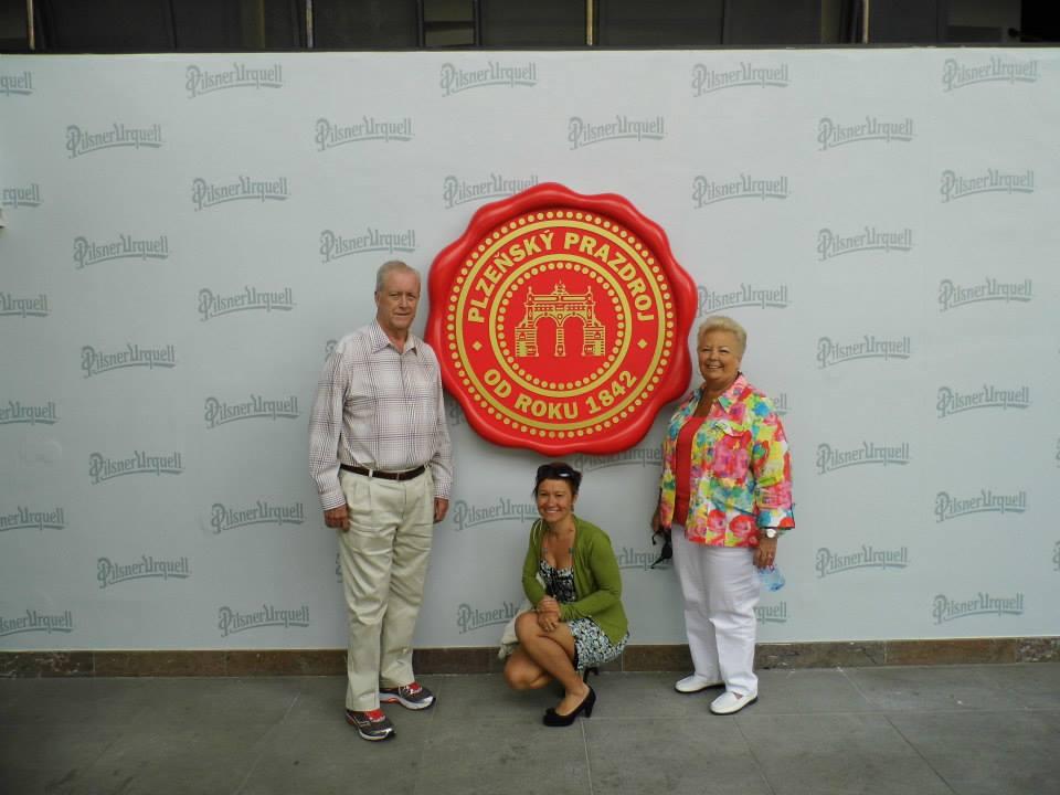 Me, Ellen & Bob from San Antonio